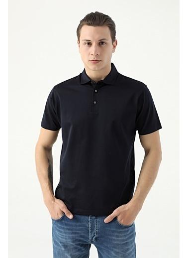 Damat Damat Gri T-Shirt Lacivert